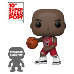 FUNKO POP NBA MICHAEL JORDAN SUPER SIZED