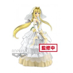 Sword Art Online Code Register Estatua PVC EXQ Wedding Alice 21 cm