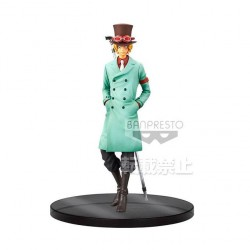 One Piece Stampede Estatua PVC DXF Grandline Men Sabo 17 cm