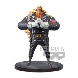 One Piece Stampede Estatua PVC DXF Grandline Men Bullet 17 cm