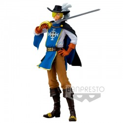 Figura Sanji Treasure Cruise World Journey One Piece 21cm