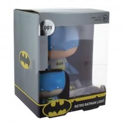 DC Comics lámpara 3D Icon Retro Batman 10 cm