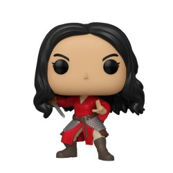 FUNKO POP MULAN - WARRIOR MULAN