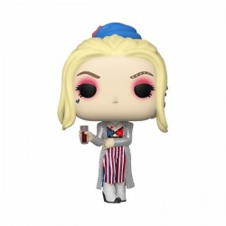 FUNKO POP BIRDS OF PREY - HARLEY QUINN ( BLACK MASK CLUB )