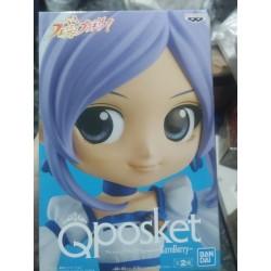 Banpresto Fresh Pretty Cure! Minifigura Q Posket Cure Berry Ver. A 14 cm
