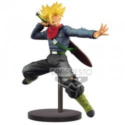 BANPRESTO RESERVA Figura Super Saiyan Trunks Future Chosenshi Retsuden Dragon Ball Super 17cm