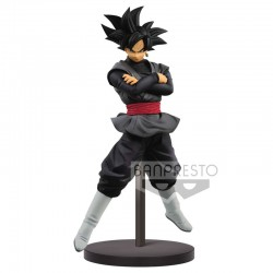 BANPRESTO RESERVA Figura Goku Black Chosenshi Retsuden Dragon Ball Super 17cm