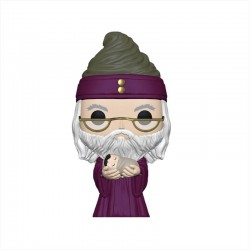 FUNKO POP HARRY POTTER TOY FAIR 2020  - DUMBLEDORE CON BEBE