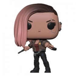 FUNKO POP CYBERPUNK 2077 - V - FEMALE