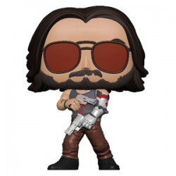 FUNKO POP CYBERPUNK 2077 - JOHNNY SILVERHAND