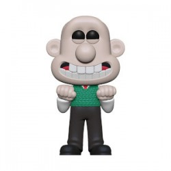 FUNKO POP WALLACE AND GROMIT - WALLACE