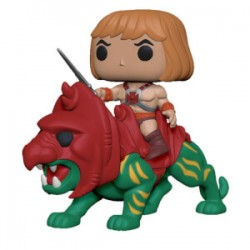 FUNKO POP MASTERS DEL UNIVERSO - HE-MAN IN BATTLE CAT