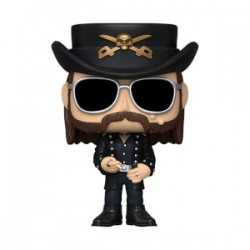 FUNKO POP TOY FAIR MOTORHEAD -LEMMY