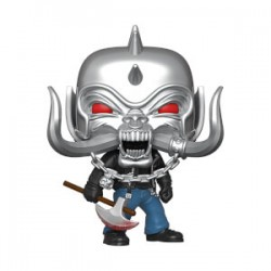 FUNKO POP TOY FAIR MOTORHEAD - WARPIG