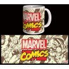 Marvel Comics Taza Retro Logo