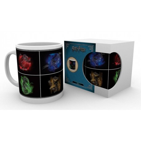 Harry Potter Taza Crests heo Exclusive
