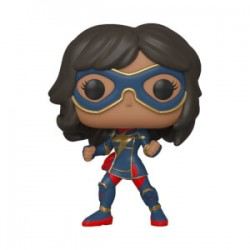 FUNKO POP MARVEL AVENGERS GAME - KAMALA KHAN ( STARK TECH SUIT )