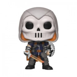 FUNKO POP MARVEL AVENGERS GAME - TASKMASTER ( STARK TECH SUIT )