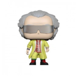 FUNKO POP REGRESO AL FUTURO - DOC 2015