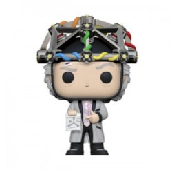 FUNKO POP REGRESO AL FUTURO - DOC CON CASCO