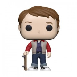 FUNKO POP REGRESO AL FUTURO - MARTY 1955 CON MONOPATIN
