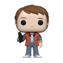 FUNKO POP REGRESO AL FUTURO - MARTY IN PUFFY VEST