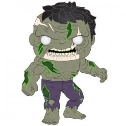 FUNKO POP MARVEL ZOMBIES - HULK