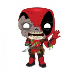 FUNKO POP MARVEL ZOMBIES - DEADPOOL