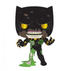 FUNKO POP MARVEL ZOMBIES - BLACK PANTHER