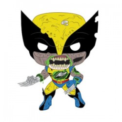 FUNKO POP MARVEL ZOMBIES - WOLVERINE