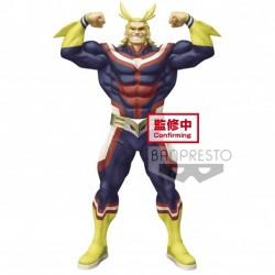 BANPRESTO Figura Grandista All Might My Hero Academia 28cm