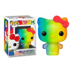 FUNKO POP PRIDE 2020 HELLO KITTY RAINBOW