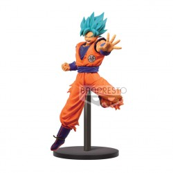 Banpresto Chosenshiretsuden Super Saiyan God Super Saiyan Son Goku Dragon Ball Super 16cm