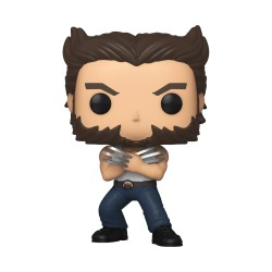 FUNKO POP MARVEL X MEN 20TH - WOLVERINE IN TANKTOP