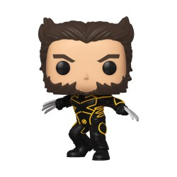 FUNKO POP MARVEL X MEN 20TH - WOLVERINE IN JACKET