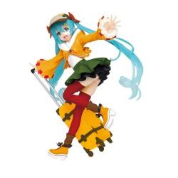TAITO Vocaloid Estatua PVC Hatsune Miku Autumn Ver. Renewal 18 cm
