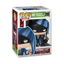 FUNKO POP DC HOLIDAYS - BATMAN EN BATA