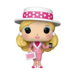 FUNKO POP BARBIE - BUSINESS BARBIE
