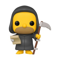 FUNKO POP THE SIMPSONS TREE HOUSE OF HORROR - HOMER CON GUADAÑA