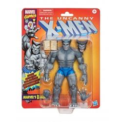 HASBRO - Marvel Legends Series Vintage Collection Figura Marvel's Beast (The Uncanny X-Men) 15 cm