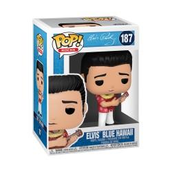 FUNKO POP ROCK  ELVIS -BLUE HAWAII