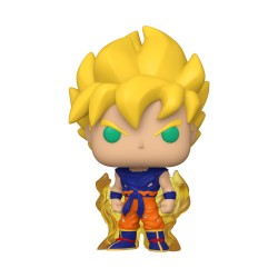 FUNKO POP DRAGONBALL Z - GOKU SUPER SAYAN 1ª TRANSFORMACION