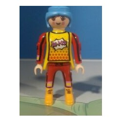 PLAYMOBIL EVERDREAMERZ 2 FIGURA COLOR FIGHTER LADY