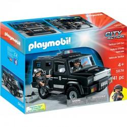 PLAYMOBIL 5674 - VEHICULO TACTICO DE LA POLICIA