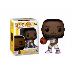 FUNKO POP LEBRON JAMES LAKERS TRAJE BLANCO