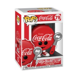 FUNKO POP ICONS - CHAPA DE COCA COLA
