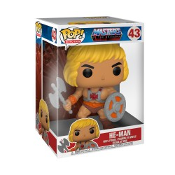 FUNKO POP MASTEERS OF UNIVERSE 2021 - HE -MAN SUPERSIZED 25 CM