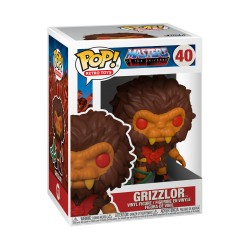 FUNKO POP MASTERS OF UNIVERSE 2021 - GRIZZLOR
