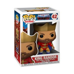 FUNKO POP MASTERS OF UNIVERSE 2021 - KING RANDOR