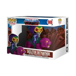 FUNKO POP MASTERS OF UNIVERSE 2021 - SKELETOR ON PHANTOR